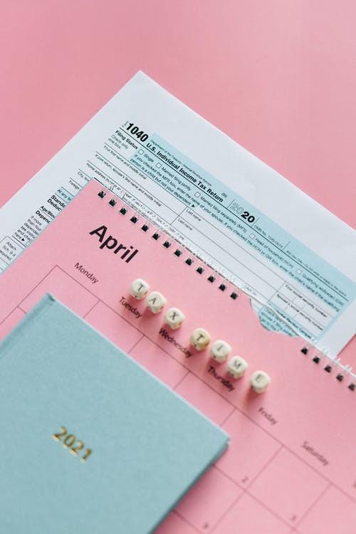 Daňové přiznání zpracované daňovým poradcem